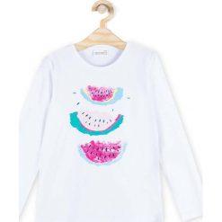 Bluzki dziewczęce bawełniane: Coccodrillo - Bluzka dziecięca 122-146 cm