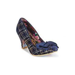 Czółenka Irregular Choice  BANJOE. Niebieskie buty ślubne damskie Irregular Choice. Za 291,85 zł.