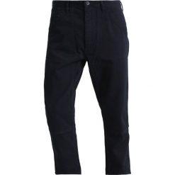 Spodnie męskie: Edwin WORK PANT Spodnie materiałowe indigo