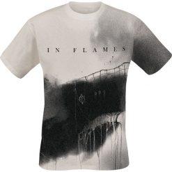 In Flames Rusted Nail T-Shirt biały (Old White). Białe t-shirty męskie z nadrukiem In Flames, xxl. Za 99,90 zł.