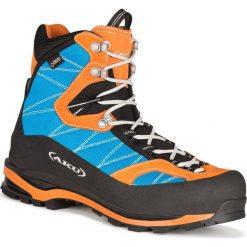 Buty trekkingowe męskie: Aku Buty męskie Tengu Gtx Turquoise/ Orange r. 42 (974-454)