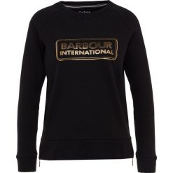 Bluzy rozpinane damskie: Barbour International™ MUGELLO Bluza black