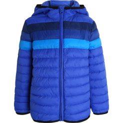 GAP Kurtka zimowa bristol blue. Niebieskie kurtki chłopięce przeciwdeszczowe GAP, na zimę, z materiału. W wyprzedaży za 167,20 zł.