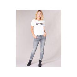 Jeansy slim fit Pepe jeans  NEW BROOKE. Niebieskie jeansy damskie relaxed fit marki Sinsay, z podwyższonym stanem. Za 395,10 zł.