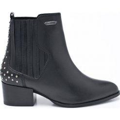 Buty zimowe damskie: Pepe Jeans - Botki Waterloo