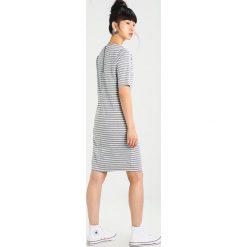 Sukienki hiszpanki: b.young SELOUISE DRESS Sukienka z dżerseju dark grey