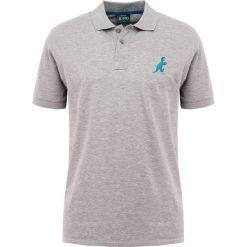 PS by Paul Smith MENS REGULAR FIT DINO Koszulka polo grey. Szare koszulki polo PS by Paul Smith, m, z bawełny. Za 519,00 zł.