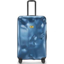 Walizka Icon duża niebieska. Niebieskie walizki marki Crash Baggage, duże. Za 1120,00 zł.