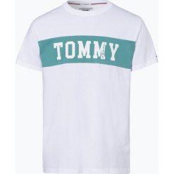 T-shirty męskie: Tommy Jeans - T-shirt męski, czarny