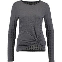 Swetry klasyczne damskie: Smash KALIS Sweter grey
