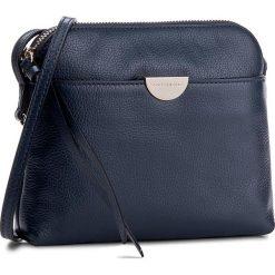 Torebka COCCINELLE - AV3 Pochette E5 AV3 55 D3 07 Bleu 011. Niebieskie listonoszki damskie marki Coccinelle. W wyprzedaży za 419,00 zł.