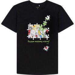 T-shirty męskie z nadrukiem: Endo – T-shirt