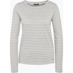 Bluzy rozpinane damskie: Marc O'Polo - Damska bluza nierozpinana, szary
