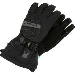 Rękawiczki męskie: Spyder OVERWEB Rękawiczki pięciopalcowe black/polar