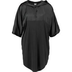 Topy sportowe damskie: Ivy Park HOODED TEE Tshirt z nadrukiem black