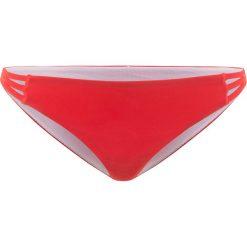 Stroje dwuczęściowe damskie: Skąpe figi bikini bonprix czerwony