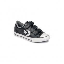 Buty Dziecko Converse  STAR PLAYER 3V OX. Czarne trampki chłopięce Converse, retro. Za 219,00 zł.