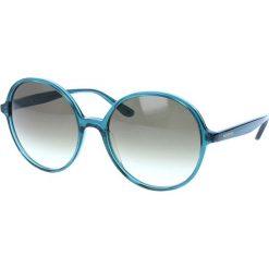 """Okulary przeciwsłoneczne damskie: Okulary przeciwsłoneczne """"V729S"""" w kolorze niebieskim"""