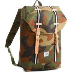 Plecaki męskie: Plecak HERSCHEL – Retreat M 10329-01832 Woodland Camo/Black/White