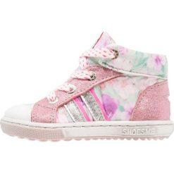 Buciki niemowlęce chłopięce: Shoesme EXTREME FLEX Obuwie do nauki chodzenia pink