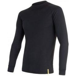 Sensor Koszulka Termoaktywna Z Długim Rękawem Active M Black L. Czarne odzież termoaktywna męska Sensor, l, z długim rękawem, outdoorowe. W wyprzedaży za 79,00 zł.