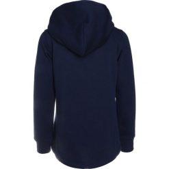 Bluzy chłopięce: Champion HOODED FULL ZIP  Bluza z kapturem dark blue