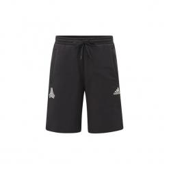 Szorty i Bermudy  adidas  Szorty TAN Graphic. Czarne bermudy męskie marki Adidas. Za 169,00 zł.