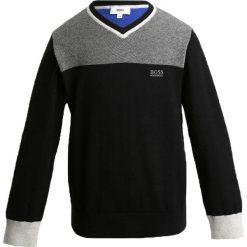 Swetry chłopięce: BOSS Kidswear Sweter schwarz