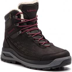 Trekkingi LOWA - Locarno Ice Gtx Mid Ws 420952 Anthrazit 0937. Czarne buty trekkingowe damskie Lowa. W wyprzedaży za 989,00 zł.
