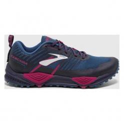 Buty do biegania damskie BROOKS CASCADIA 13 / 1202741B449. Brązowe buty do biegania damskie Brooks, z gore-texu. Za 549,00 zł.