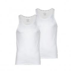 Calvin Klein Dwupak T-Shirt Męski S Biały. Pomarańczowe t-shirty męskie marki Calvin Klein, l, z bawełny, z okrągłym kołnierzem. Za 159,00 zł.