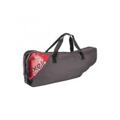 Torba transportowa na hulajnogę TOWN BAG (maks. 175 mm) 2015. Szare torebki klasyczne damskie marki OXELO, z materiału. Za 39,99 zł.