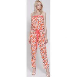 Kombinezony damskie: Pomarańczowy Kombinezon New Look New Way
