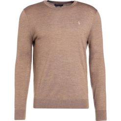 Swetry klasyczne męskie: Polo Ralph Lauren Sweter honey brown heather