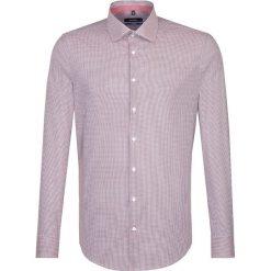 Koszule męskie na spinki: Koszula – Tailored – w kolorze czerwono-białym