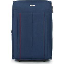 Walizka duża V25-3S-273-90. Niebieskie walizki Wittchen, duże. Za 169,00 zł.