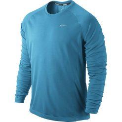Koszulka do biegania męska NIKE MILER LONGSLEEVE UV (TEAM) / 519700-413 - koszulka do biegania męska NIKE MILER LONGSLEEVE UV (TEAM). Niebieskie t-shirty męskie Nike, m, do biegania. Za 99,00 zł.