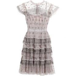 Sukienki hiszpanki: Needle & Thread ANDROMEDA  Sukienka koktajlowa light grey