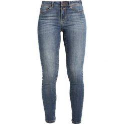 Jeansy damskie: Vero Moda VMTAMMI  Jeans Skinny Fit dark blue
