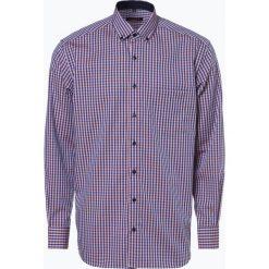 Eterna Modern Fit - Koszula męska niewymagająca prasowania, niebieski. Niebieskie koszule męskie non-iron marki Eterna Modern Fit, m, button down. Za 199,95 zł.