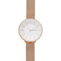 Zegarek SKAGEN - Karolina SKW2688  Rose Gold/Rose Gold. Czerwone zegarki damskie Skagen. Za 629,00 zł.