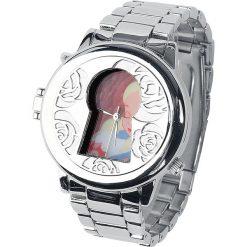 Zegarki damskie: Alicja w Krainie Czarów Sleeping Alice Zegarek na rękę srebrny
