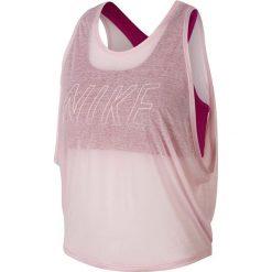 Koszulka sportowa damska NIKE BREATHE TANK PRO INSIDE / 831252-612 - NIKE BREATHE TANK PRO INSIDE. Szare bluzki sportowe damskie marki Nike, z materiału. Za 179,00 zł.