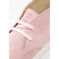 Tenisówki męskie: Shoe The Bear LIAM Tenisówki i Trampki wysokie washed pink