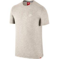 Nike Koszulka męska NSW LEGACY TOP KNT beżowa r. M (822570-141-S). Brązowe koszulki sportowe męskie marki Nike, m. Za 154,59 zł.