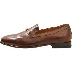 Buty wizytowe męskie: Camerlengo Eleganckie buty taupe