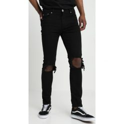 Liquor N Poker RIP KNEE Jeans Skinny Fit black. Czarne rurki męskie Liquor N Poker. Za 239,00 zł.