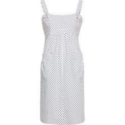 Sukienka. Białe sukienki na komunię Simple, w kropki. Za 180,00 zł.