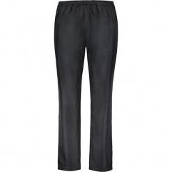 """Spodnie """"Celie R+"""" w kolorze czarnym. Czarne bryczesy damskie Halti, Fischer, Raiski, z materiału. W wyprzedaży za 143,95 zł."""
