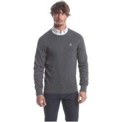 Polo Club C.H..A Sweter Męski Xxl Ciemnoszary. Szare swetry klasyczne męskie marki Polo Club C.H..A, m, z okrągłym kołnierzem. W wyprzedaży za 239,00 zł.